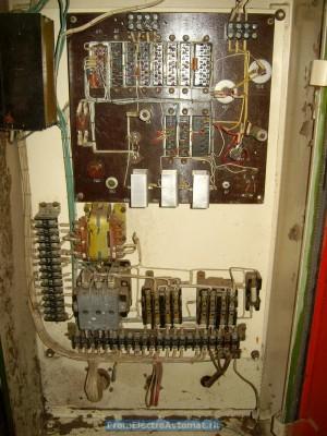 Шкаф пресса ПВГ-18 внутри - вариант2