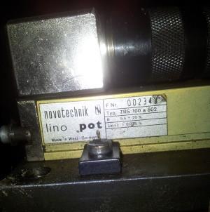 Потенциометр TRS_коннектор