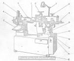 Автомат для скашивания задников 05229/Р1 Свит