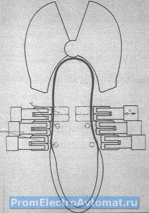 Схема затяжки Шон 640 ТС