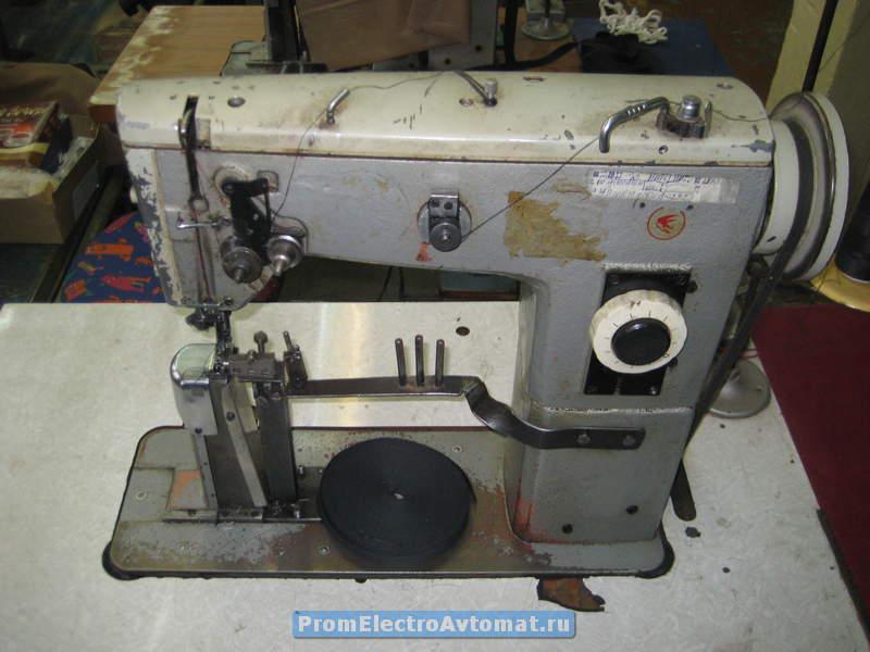 Обувная швейная машинка б/у алт.край