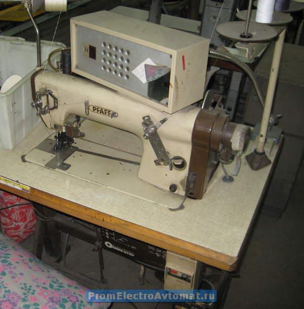 Новое швейное оборудование реферат 1349