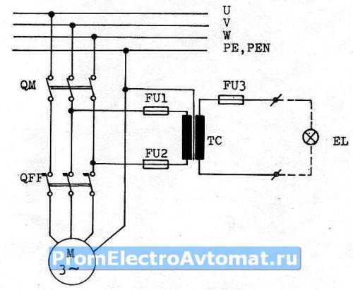 72415-101 схема электрическая