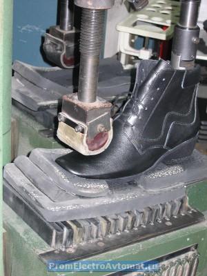 Консультации по выбору и ремонт обувного оборудования