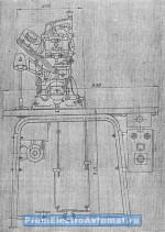 Машина для вставки блочек  ВБ-1