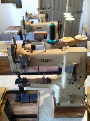 Промышленное швейное оборудование Pfaff бу