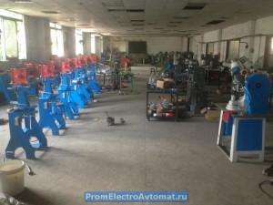 Производство оборудования для обуви