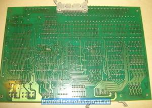 CPU Mark6 PX. Плата со стороны пайки