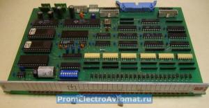 CPU Mark6 PZ. Общий вид процессорной платы.