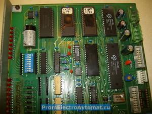 CPU Mark6 PZ. Микросхемы ПЗУ