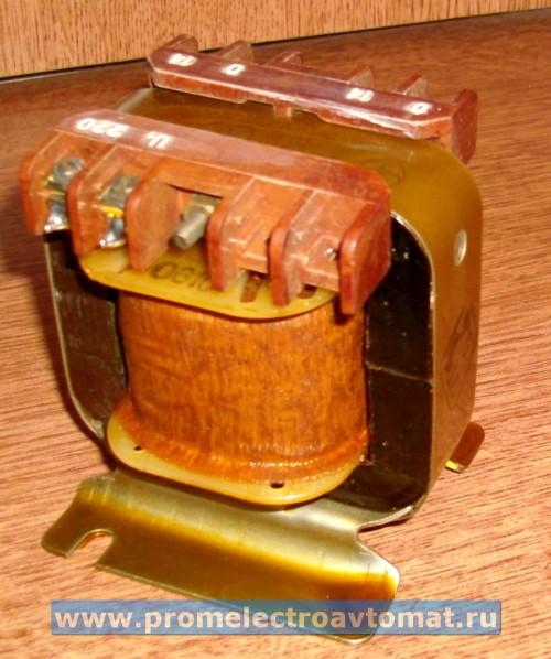 9. Трансформатор для питания электросхемы
