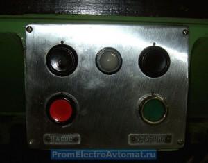 Панель управления пресса ПВГ-8-2-О